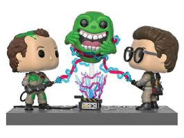 Pop Movie Moment - Ghostbusters: Banquet Room